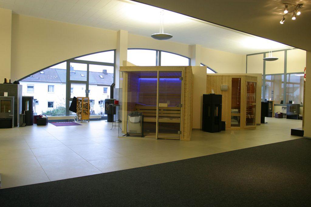 Wärme und Wellness Ausstellung – Oswald Fliesen Service